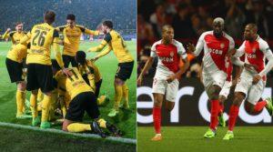 Prediksi Borussia Dortmund vs As Monaco 12 April 2017