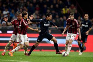 Prediksi Inter Milan vs AC Milan 15 April 2017 ISTANA303