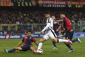 Prediksi Juventus vs Genoa 24 April 2017