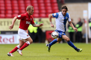 Charlton Athletic v Blackburn Rovers - npower Championship