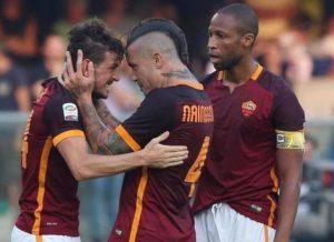 Prediksi Benevento vs Roma 20 September 2017
