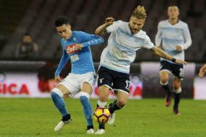Prediksi Lazio vs Napoli 21 September 2017