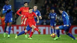 Prediksi Leicester City vs Liverpool 23 September 2017