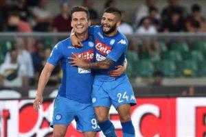 Prediksi Napoli vs Benevento 17 September 2017