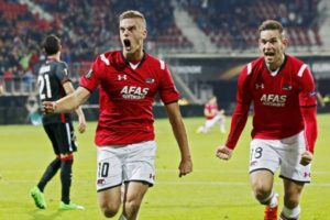 Prediksi Sparta Rotterdam vs AZ 16 September 2017