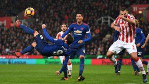 Prediksi Stoke City vs Manchester United 9 September 2017