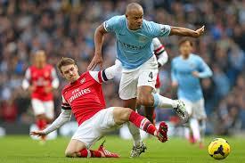 Prediksi Arsenal vs Manchester City 2 Maret 2018