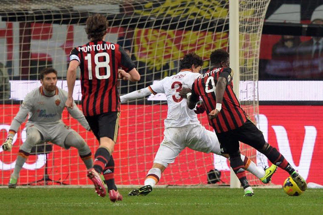 Prediksi Roma vs Milan 26 Februari 2018
